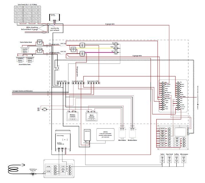 seawind 1160 electrical schematic wiring diagram